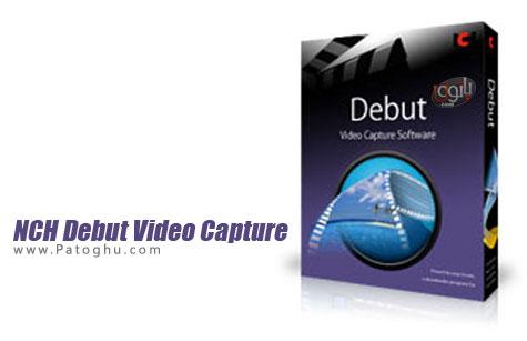 نرم افزار قدرتمند فیلمبرداری از صفحه نمایش NCH Debut Video Capture Pro 2.03