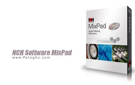 نرم افزار میکس آهنگ NCH Software MixPad 3.73