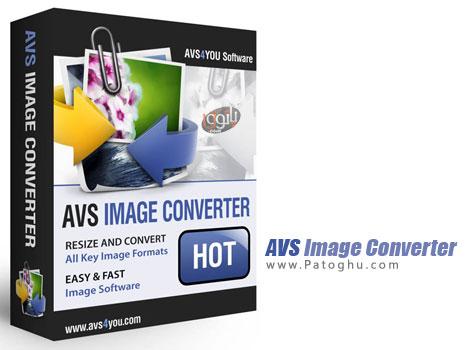 تبدیل اکثر فرمت های عکس AVS Image Converter 3.2.1.277