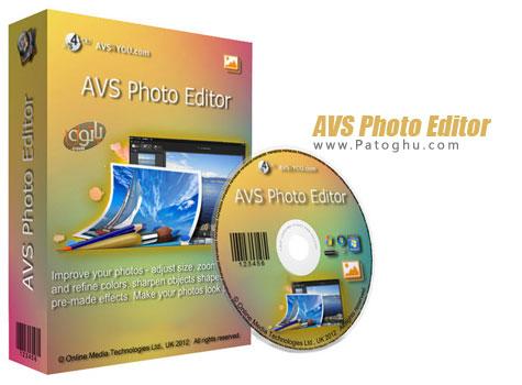 ویرایش حرفه ای تصاویر AVS Photo Editor 2.3.1.144