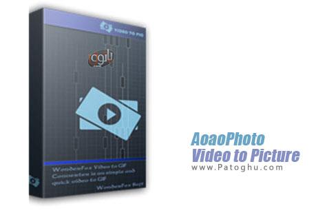 تبدیل ویدیو به عکس AoaoPhoto Video to Picture 5.0