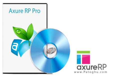شبیه سازی وب سایت Axure RP Pro 7.0.0.3174