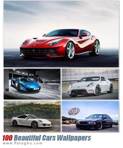 تصاویر با کیفیت از ماشین های لوکس برای پس زمینه دسکتاپ 100Beautiful Cars Wallpapers