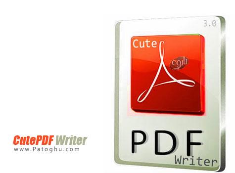 ساخت آسان PDF از هر فرمتی CutePDF Writer 3.1.0.3 Final