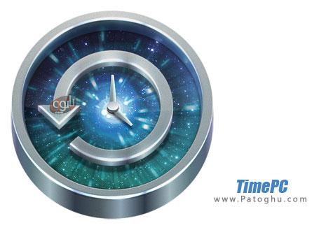 روشن یا خاموش کردن خودکار کامپیوتر TimePC 1.6