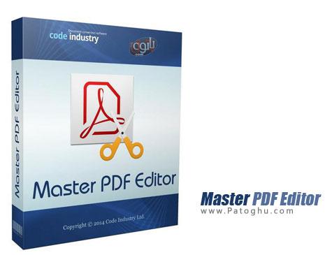 ویرایش حرفه ای PDF با Master PDF Editor