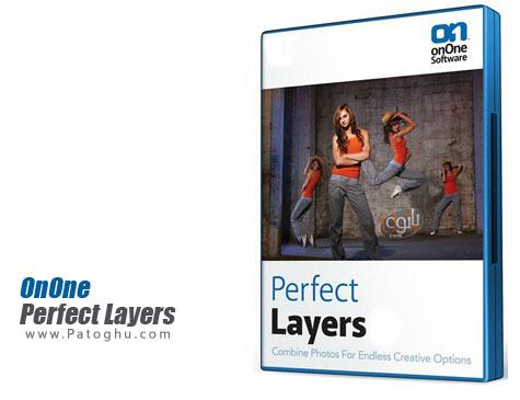 باز کردن و ویرایش فایل های لایه باز PSD بدون نیاز به فتوشاپ OnOne Perfect Layers 9.0 Premium