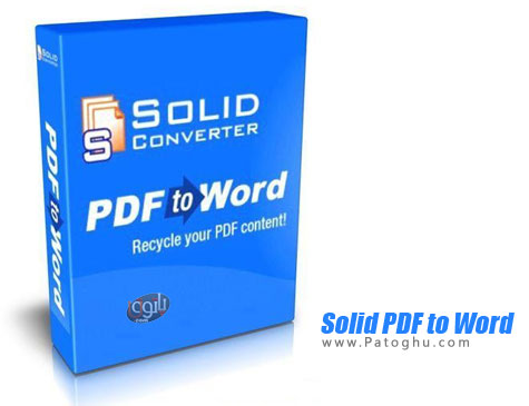تبدیل اسناد Pdf به Word با Solid PDF to Word 9.0.4825.366