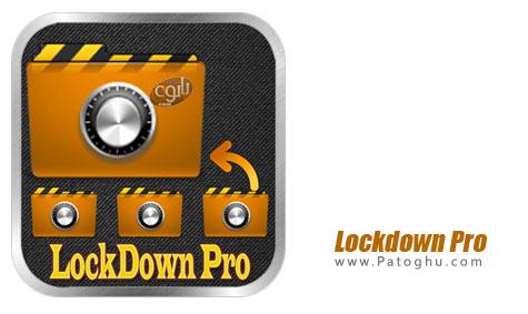 نرم افزار قفل کردن بخش های مختلف اندروید Lockdown Pro Premium - App Lock v2.0.8