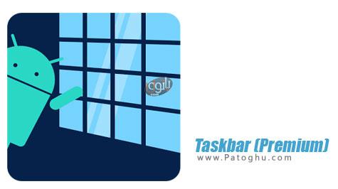 اضافه کردن منوی استارت ویندوز به اندروید Taskbar (Premium) v4.0