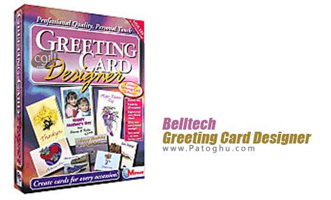 طراحی حرفه ای کارت پستال Belltech Greeting Card Designer 5.5.1
