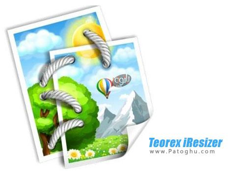 ویرایش و تغییر اندازه عکس ها Teorex iResizer 3.0