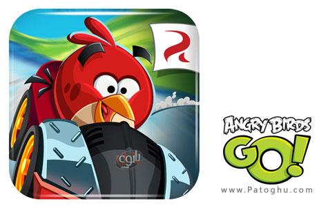 بازی انگری بردز گو برای اندروید Angry Birds Go 1.6.0