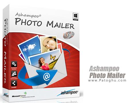 ابزاری قدرتمند جهت اشتراک گذاری تصاویر در اینترنت Ashampoo Photo Mailer 1.0.8.2