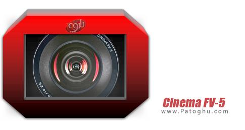 نرم افزار فیلمبرداری فوق پیشرفته در اندروید Cinema FV-5 1.33