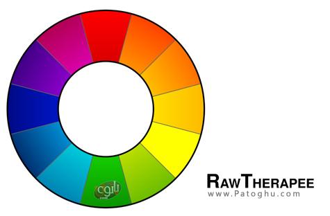 مدیریت و افزایش کیفیت تصاویر دیجیتال RawTherapee 4.2.73