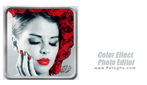 ویرایش و تغییر رنگ تصاویر برای اندروید Color Effect Photo Editor Pro v1.4.7