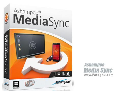 دسته بندی و کپی اطلاعات از فلش دیسک به کامپیوتر shampoo Media Sync 1.0.2