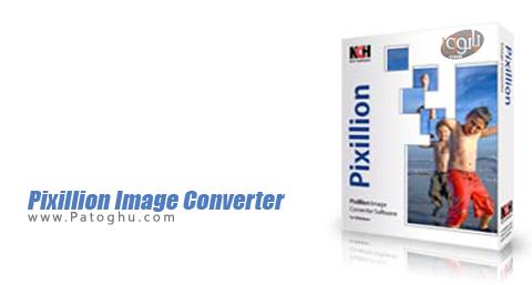 مبدل حرفه ای تصاویر به فرمت های مختلف Pixillion Image Converter Plus 2.85