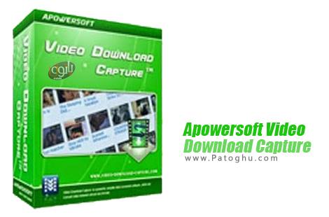 دانلود ویدئوهای آنلاین Apowersoft Video Download Capture 4.9.6