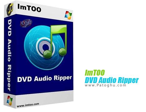تبدیل DVD به فرمت های صوتی ImTOO DVD Audio Ripper 7.8.6