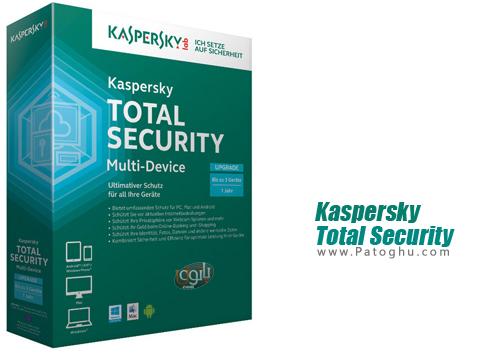 آنتی ویروس کسپراسکای توتال سکوریتی Kaspersky Total Security 2015 15.0.2.361