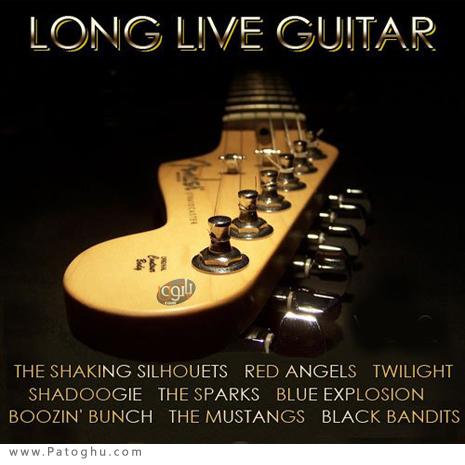 دانلود مجموعه آهنگ های بی کلام گیتار عاشقانه VA Long Love Guitar