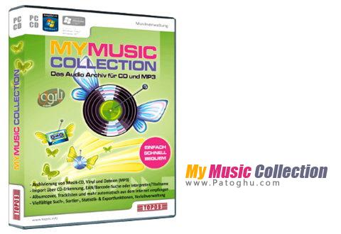 سازماندهی و مدیریت مجموعه های موسیقی Nuclear Coffee My Music Collection 1.0.2.34