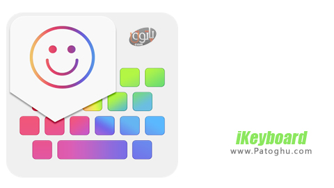 دانلود کیبورد قدرتمند اندروید iKeyboard 2.7