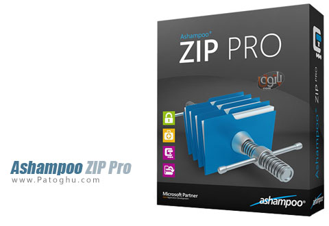ایجاد و مدیریت فایل های فشرده Ashampoo ZIP Pro 1.0