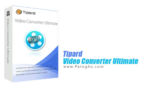 مبدل فرمت های ویدیویی Tipard Video Converter Ultimate 8.1.8