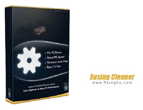 بهینه سازی سریع ویندوز Eusing Cleaner 4.0