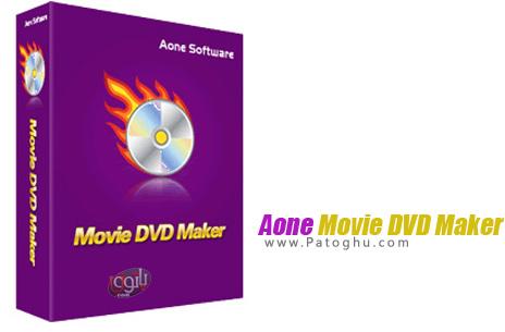 ساخت و رایت فیلم های دی وی دی Aone Movie DVD Maker 2.9.1222