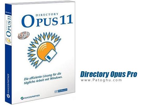 فایل منیجر قدرتمند برای ویندوز Directory Opus Pro 11.10.5466
