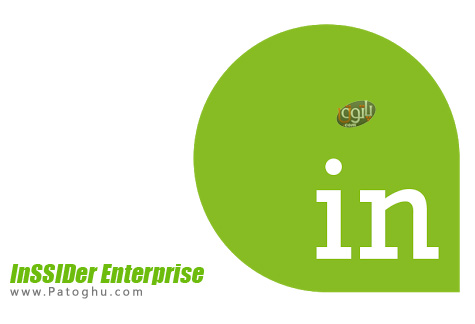 اسکن سریع شبکه های بی سیم InSSIDer Enterprise 4.1.0.60