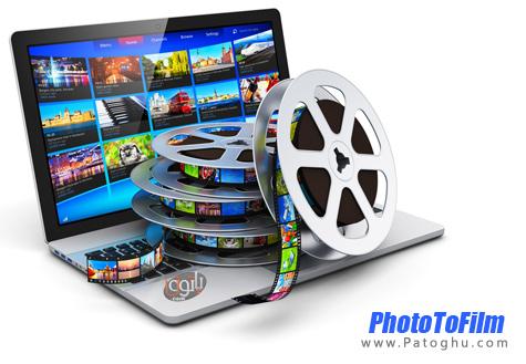 تبدیل عکس به فیلم PhotoToFilm