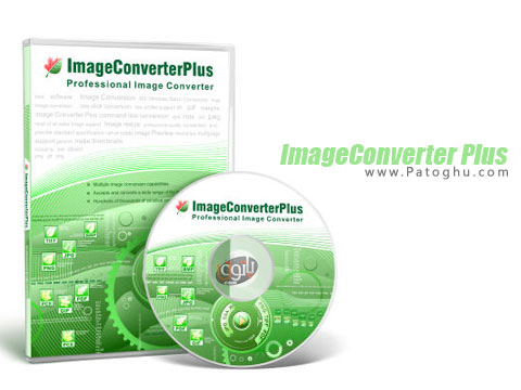 تبدیل سریع انوع فرمت های عکس به یکدیگر ImageConverter Plus 9.0.756.9957