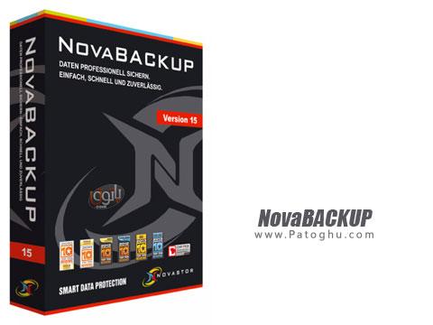 ابزاری قدرتمند برای پشتیبان گیری از اطلاعات NovaBACKUP Pro 14.5.18