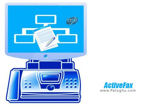 ارسال و دریافت فکس از طریق کامپیوتر ActiveFax Server 5.15.0248