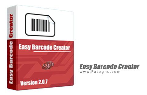 نرم افزار طراحی بارکد Easy Barcode Creator 3.0.0.54