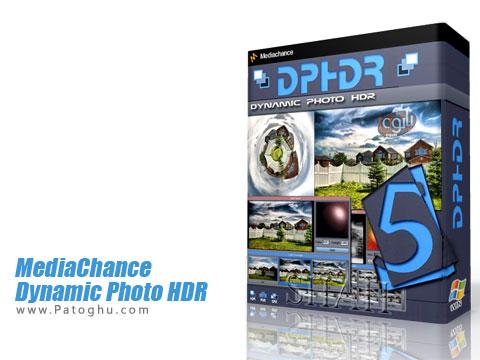 بهینه سازی و افکت گذاری روی تصاویر MediaChance Dynamic Photo HDR 5.4.0