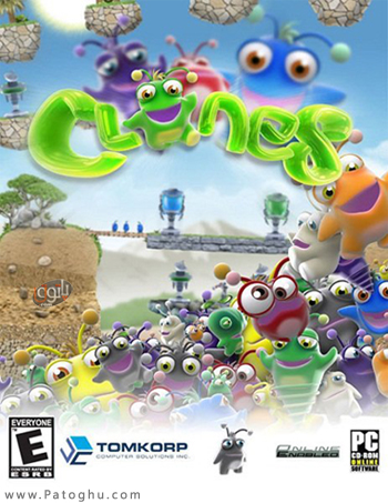 دانلود بازی کلون ها برای کامپیوتر Clones 2015 Pc