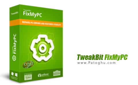 رفع خطاها و مشکلات ویندوز TweakBit FixMyPC 1.6.7.2