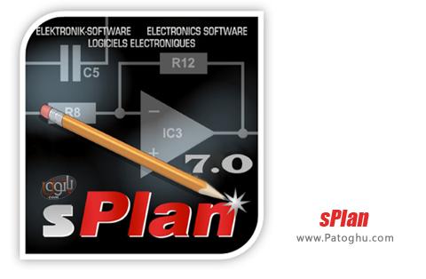 طراحی مدارهای الکترونیکی sPlan 7.0
