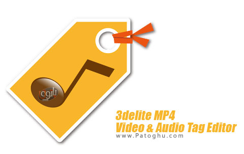 ویرایش تگ فایل های موسیقی و ویدیوها 3delite MP4 Video & Audio Tag Editor 1.0.5.12