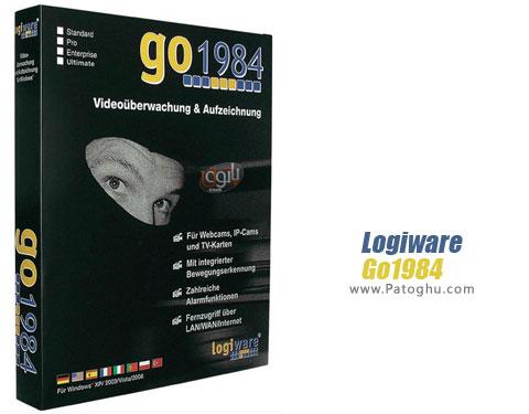 نظارت حرفه ای با دوربین های مدار بسته Logiware Go1984 4.6.1.0