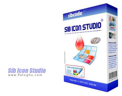 ایجاد و ویرایش آیکون SibCode Sib Icon Studio 4.02