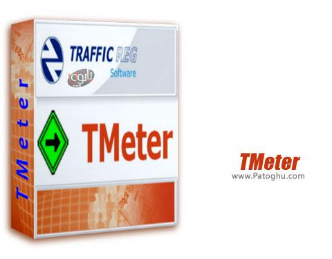 نرم افزار قدرتمند کنترل ترافیک اینترنت TMeter 13.2.659 Premium
