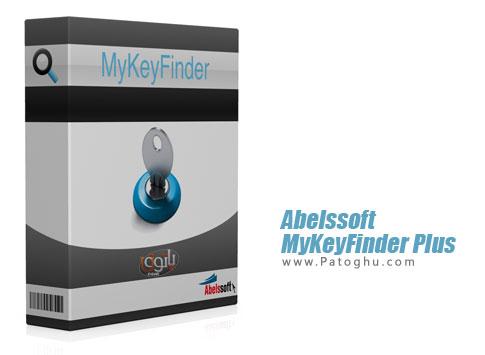 بازیابی سریال های استفاده شده برای فعال سازی نرم افزارها Abelssoft MyKeyFinder Plus v2015