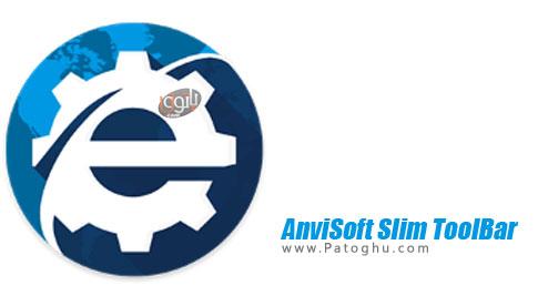 حذف افزونه ها و تولبار های مخرب و مزاحم در مرورگرهای مختلف AnviSoft Slim ToolBar 1.4